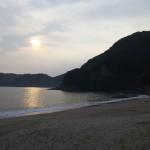 GW最後の日、佐津ビーチ潜水可能です